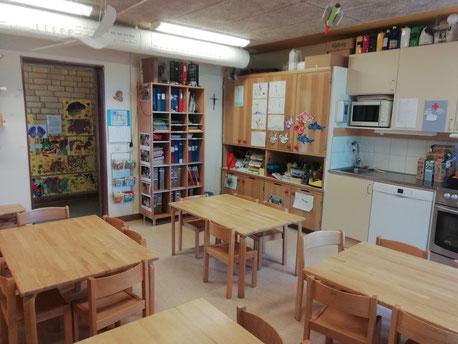 Die Vorschule der St.Eriks Schule ist ein Einsatzort von Hanne