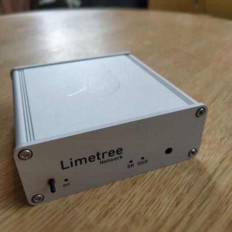 Lindemann Limetree Network - Lecteur Réseau