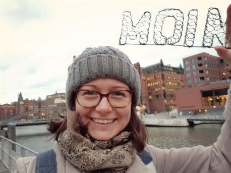 """Gründerin Kristin packt die Probebestellung mit """"Moin"""" aus"""