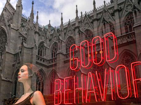 Behavior New York © Arina Dähnick