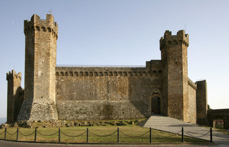 Fortezza in Montalcino, Bildquelle: Type17, Wikipedia