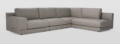 Sofa Agora Natuzzi Italia Stoff
