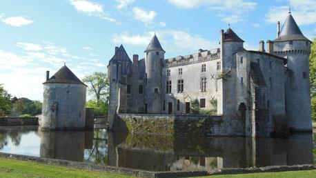 Château de La Brède (Montesquieu)