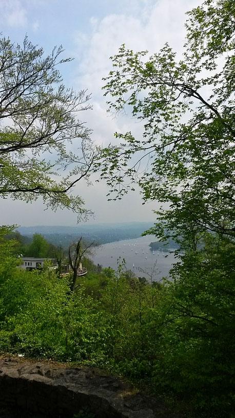 Ritterburg und schöne Aussicht