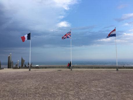 Omaha Beach Sbarco in Normandia Francia