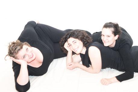 A cappella Terzett Livella Kadó: Theresa Schram, Lene Clara Strindberg, Anna Vishnevska.