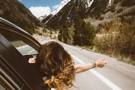 Glückskompetenz, Glückstraining, Reisen macht glücklich