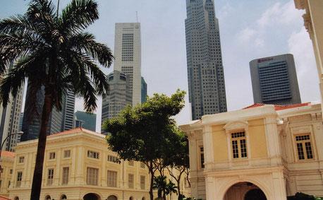 Delaus ReiseBlog.SingapurReportagen