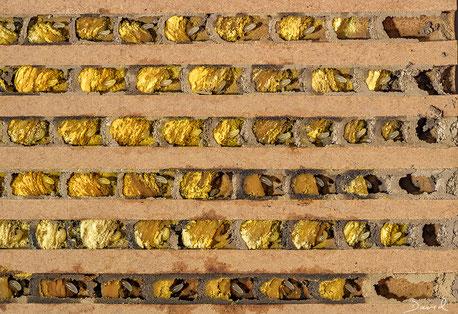 Insektenhotel Nisthilfe Insektennisthilfe zerlegbar Nutbrettchen Nistbrettchen Bienenbrettchen insect nesting aid insect hotel  wildbee milled slats red mason bee hornfaced bee bee house Brutzelle
