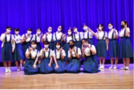神戸海星女子学院高校の優秀な弁護士と検察官たち(出典:同校HP)