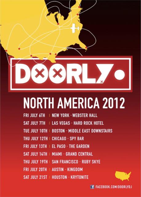Doorly | North America 2012