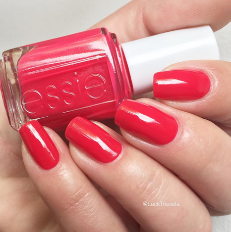 swatch essie rose bowl