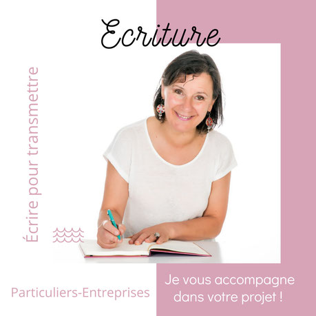Laurence Luyé-Tanet coaching de vie à tours - Ecriture