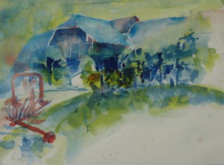 Bauernhaus, Herrenschwanden, 1997