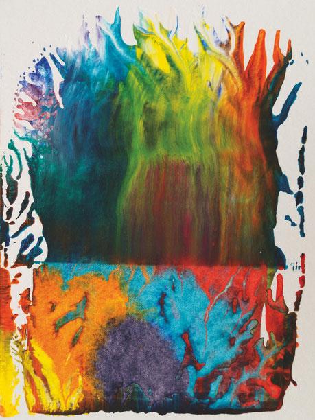 Kunstwerk MUGA II auf ARTS IV als Acrylglas- oder Schattenfugenrahmen-Druck bestellen
