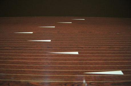 SES Stringpin Pinsetter Overlay Walnut USBC approved