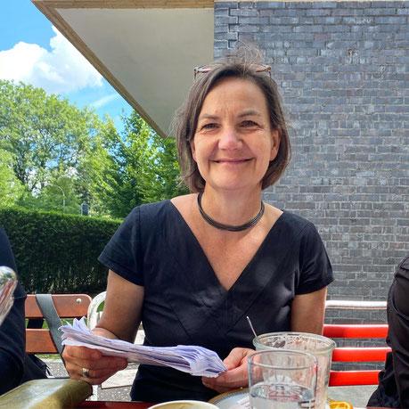 Claudia Epple, Inhaberin ReiseArchitekTour