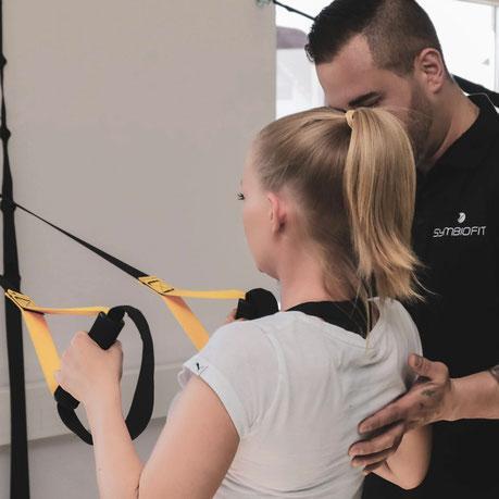 Sling-Fit Training - Gesund leben mit SYMBIOFIT