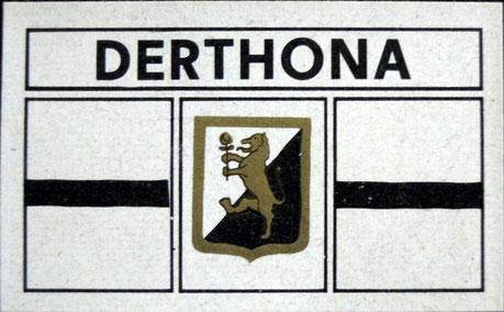 FIGURINA PANINI DERTHONA  1969-70