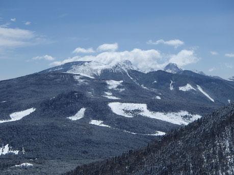 八ヶ岳 雪山 講習