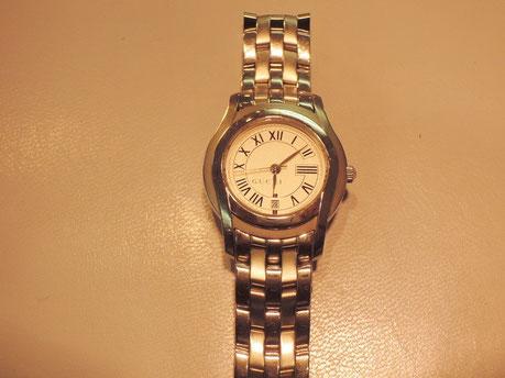 GUCCHI グッチ腕時計の電池交換修理