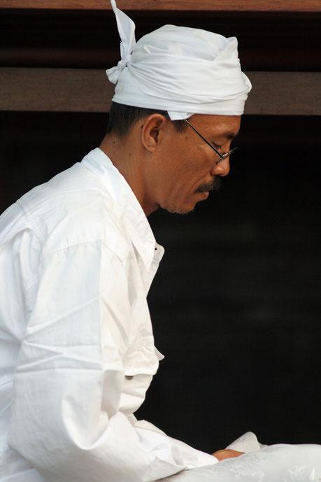 Prêtre Balinais.
