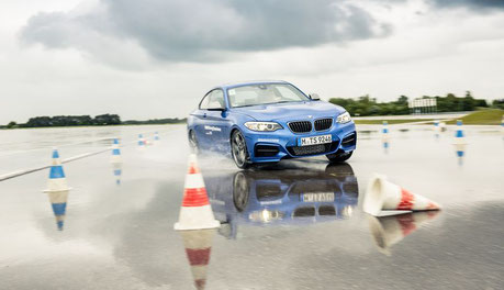BMW Driving Experience, Munich, Germany