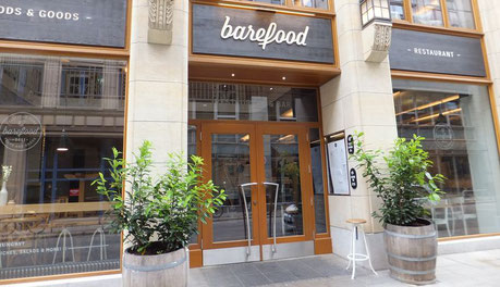 Barefood Deli, Hamburg, Germany