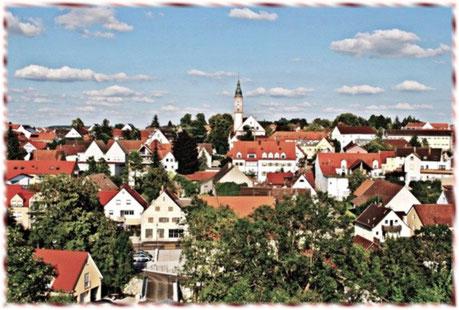 unsere Schapendoeszucht befindet sich in Mering bei Augsburg also in Bayern