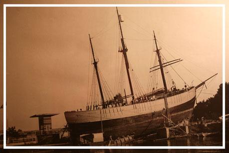 Frammuseum in Oslo | Forschungsschiff Fram | Jürgen Sedlmayr