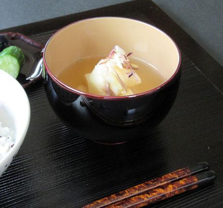 日本の伝統色 福寿椀