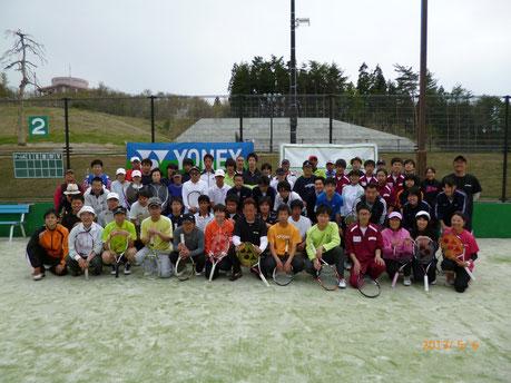 一般テニス教室(午後)