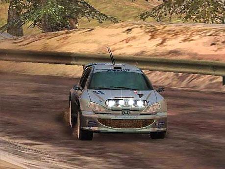 Rally Spiele Geschichte: V Rally 3 (2002 - 2003)