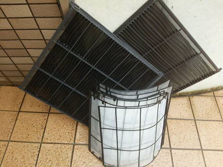 エアコン清掃 永井歯科医院 茨木市 医療安全管理
