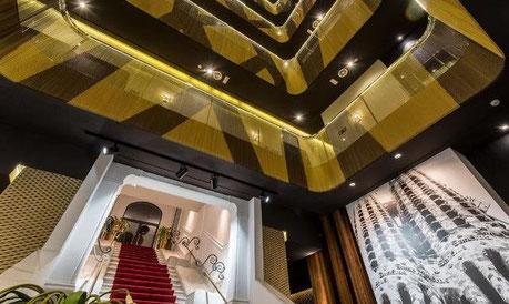 Vincci Gala - отели в центре Барселоны 4 звезды