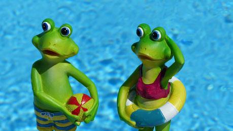 Schwimmschule mit Schwimmkurse Kinder