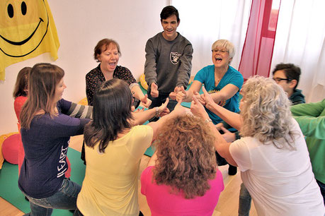 Lach Yoga Workshop