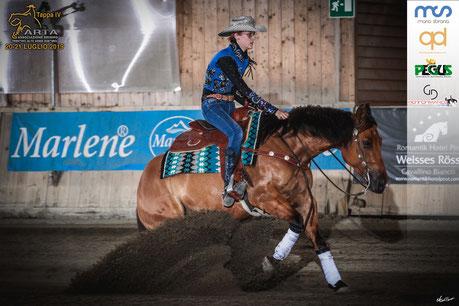 Seeber Sabrina - Novice Rider