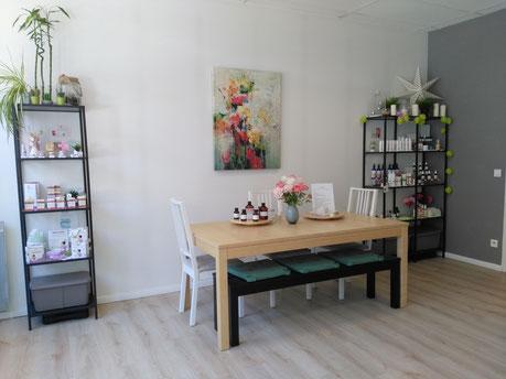 l'institut43, institut de beauté, vous accueille pour ses ateliers de cosmétique maison sur le puy-en-velay.