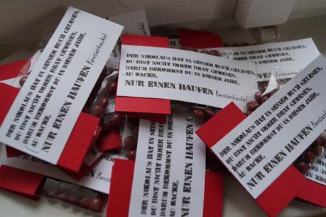 Rentierkacke für alle - Patricia Stich 2015