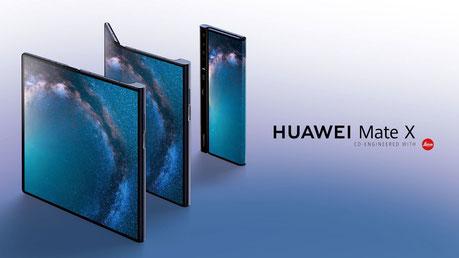 Teléfono Móvil plegable Huawei Mate X