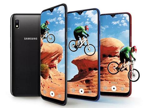 Samsung Galaxy A10 - Características y precio en España