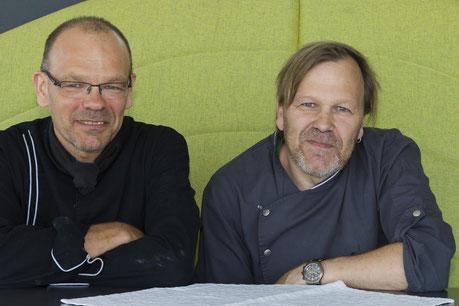 Michael und Hubert Recktenwald von Langeoog
