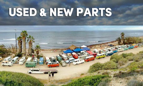 USED & NEW PARTS