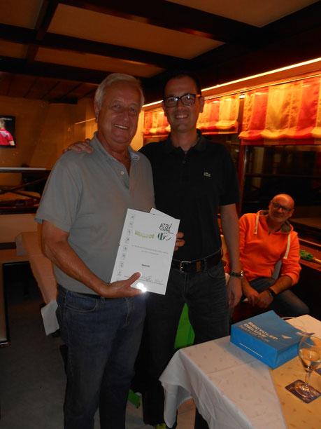 Stix Gust - 40 Jahre Mitgliedschaft