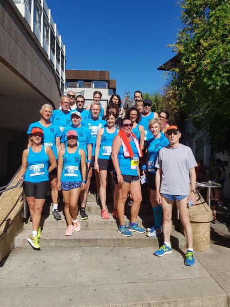 Citylauf 2018  Unser Team