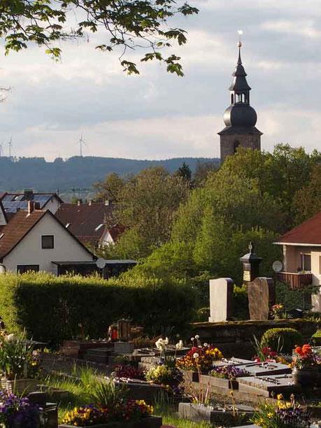 Evangelische Kirchengemeinde Mangersreuth