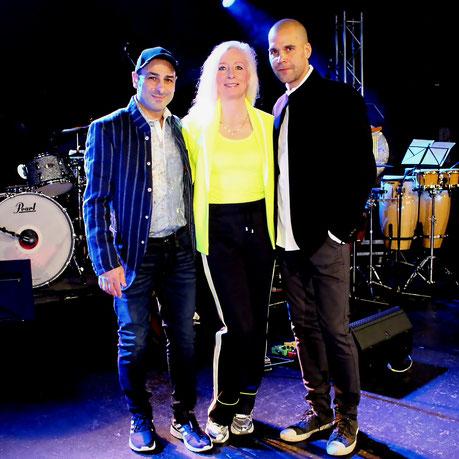 Orange Blue, Volkan Baydar, Vince Bahrdt, Outfit Coach Claudia C. Zierke