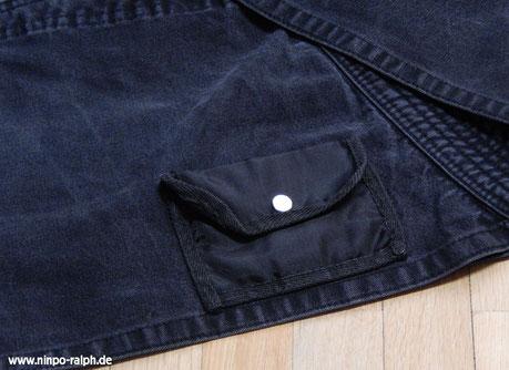Alte Shuriken-Tasche