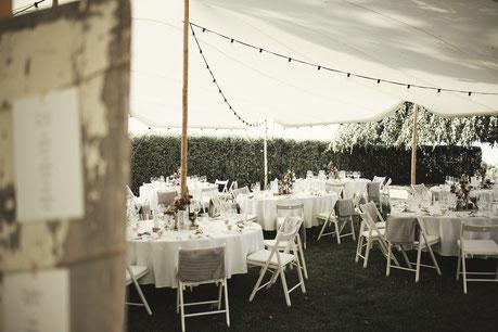 Hochzeitzelt mieten für Hochzeit
